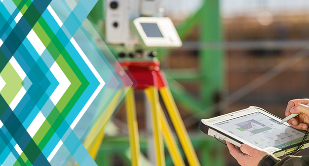 Leica Viva TS16 - World's First Self-Learning Total Station