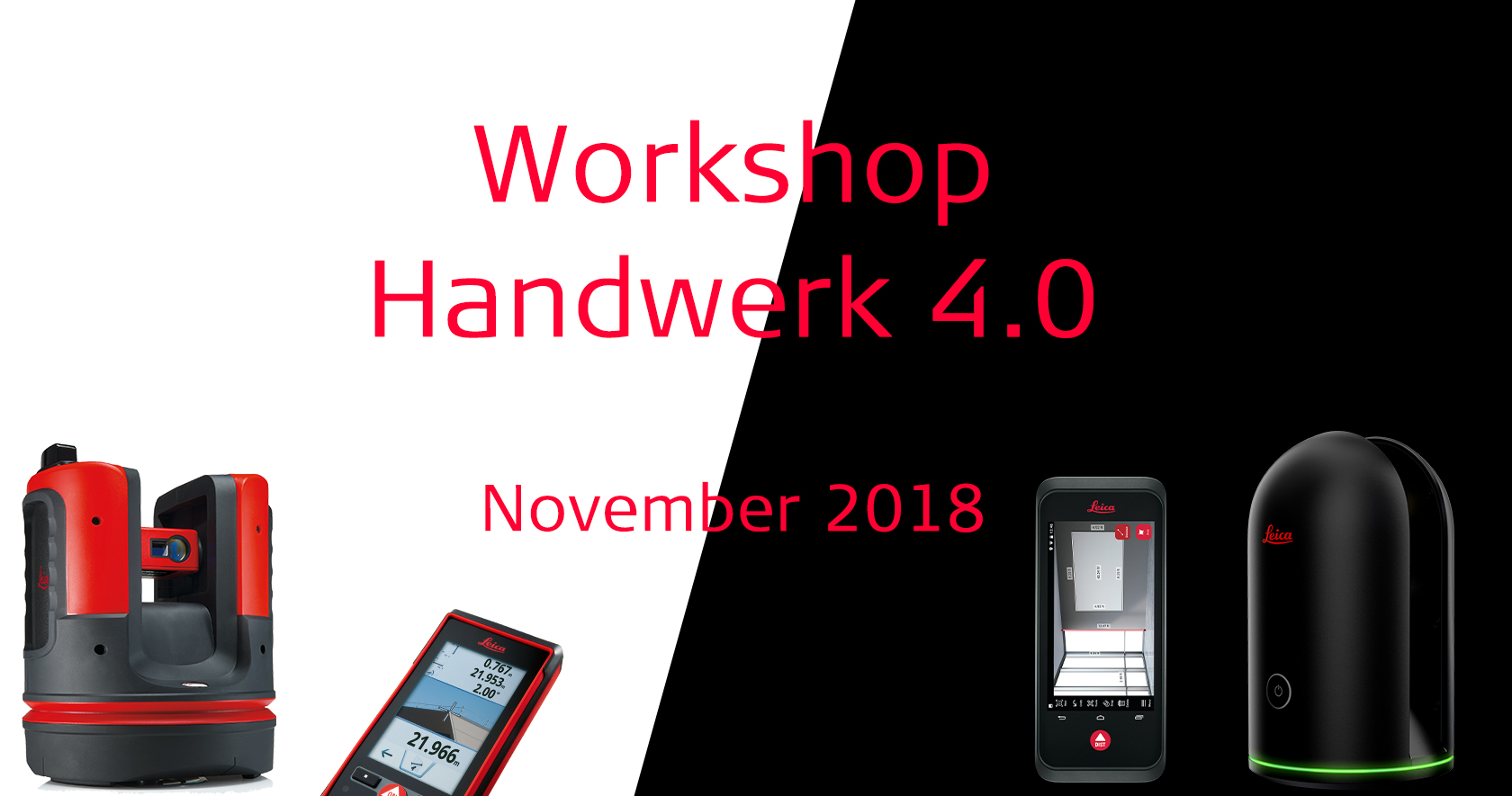"Cover Workshop ""Handwerk 4.0"""