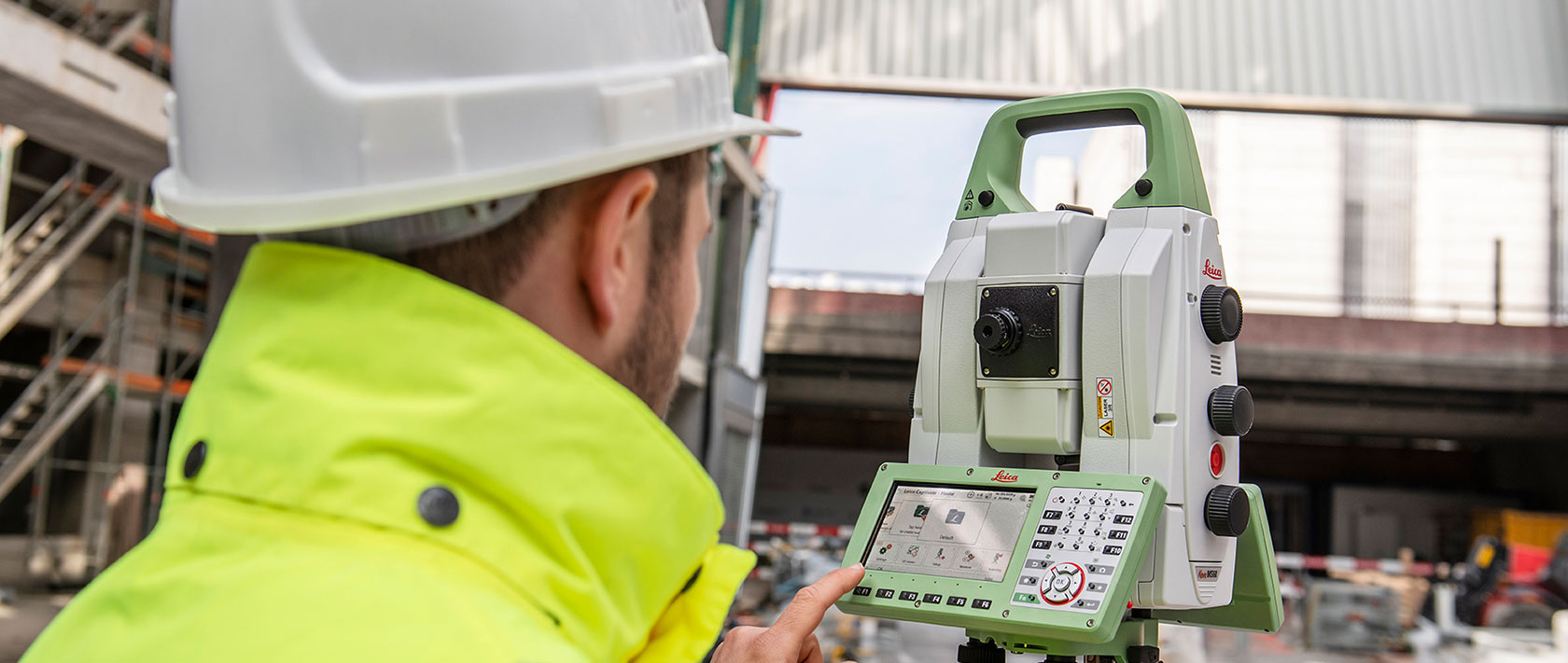 Ask the expert - total stations