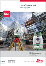 Leica Nova MS60 White Paper Download Icon