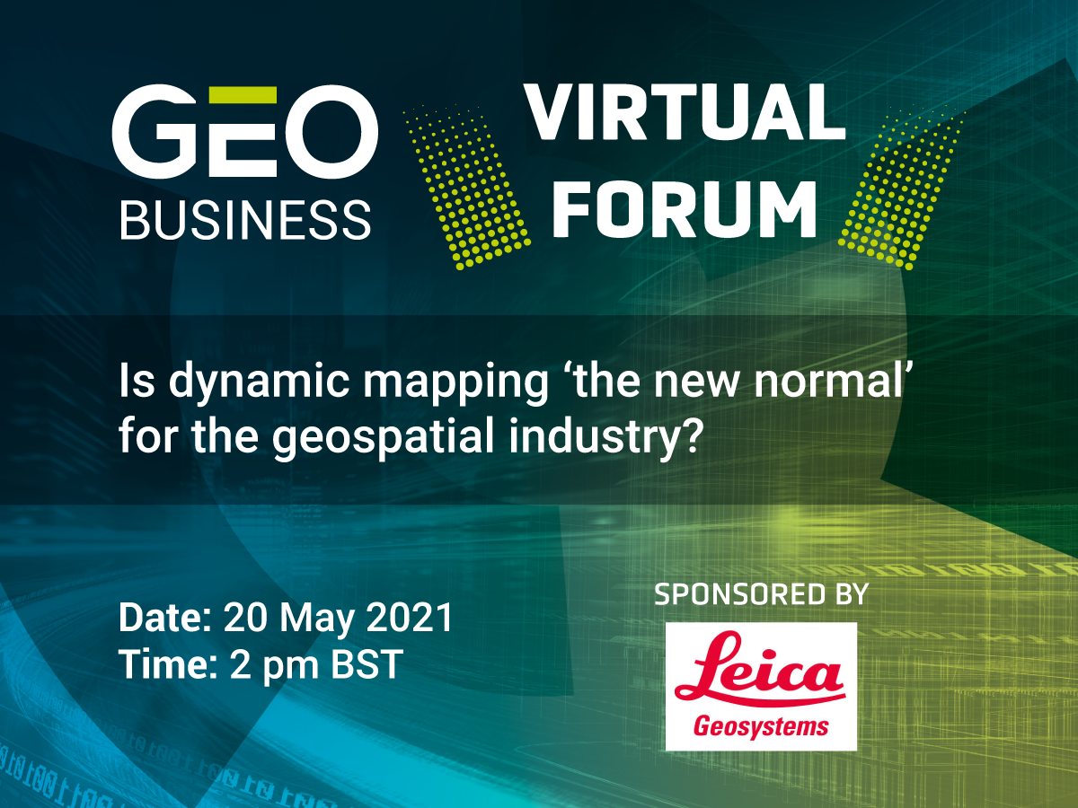 Leica Geosystems - GeoBusiness Virtual Forum