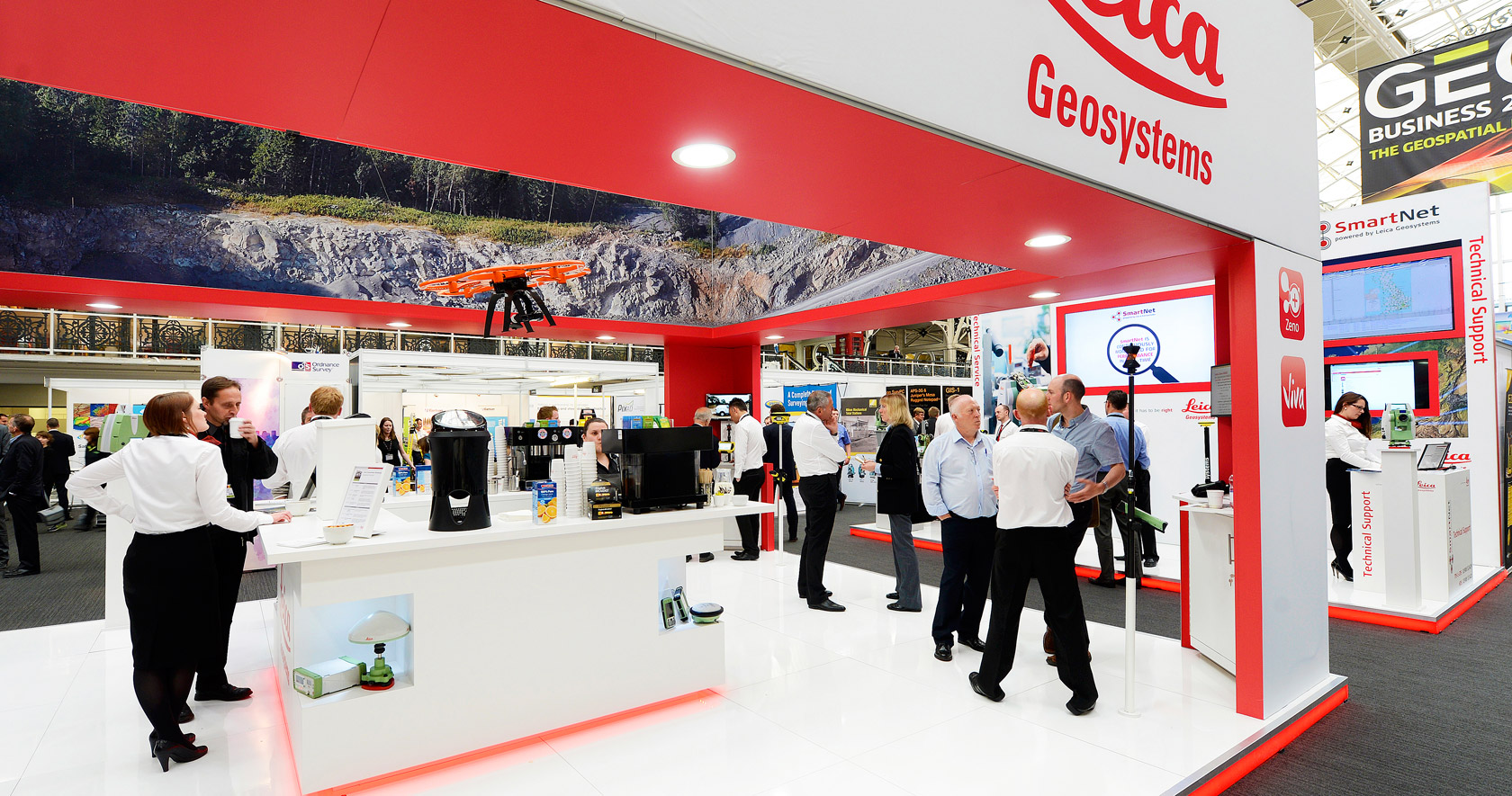 Leica Geosystems UK Events