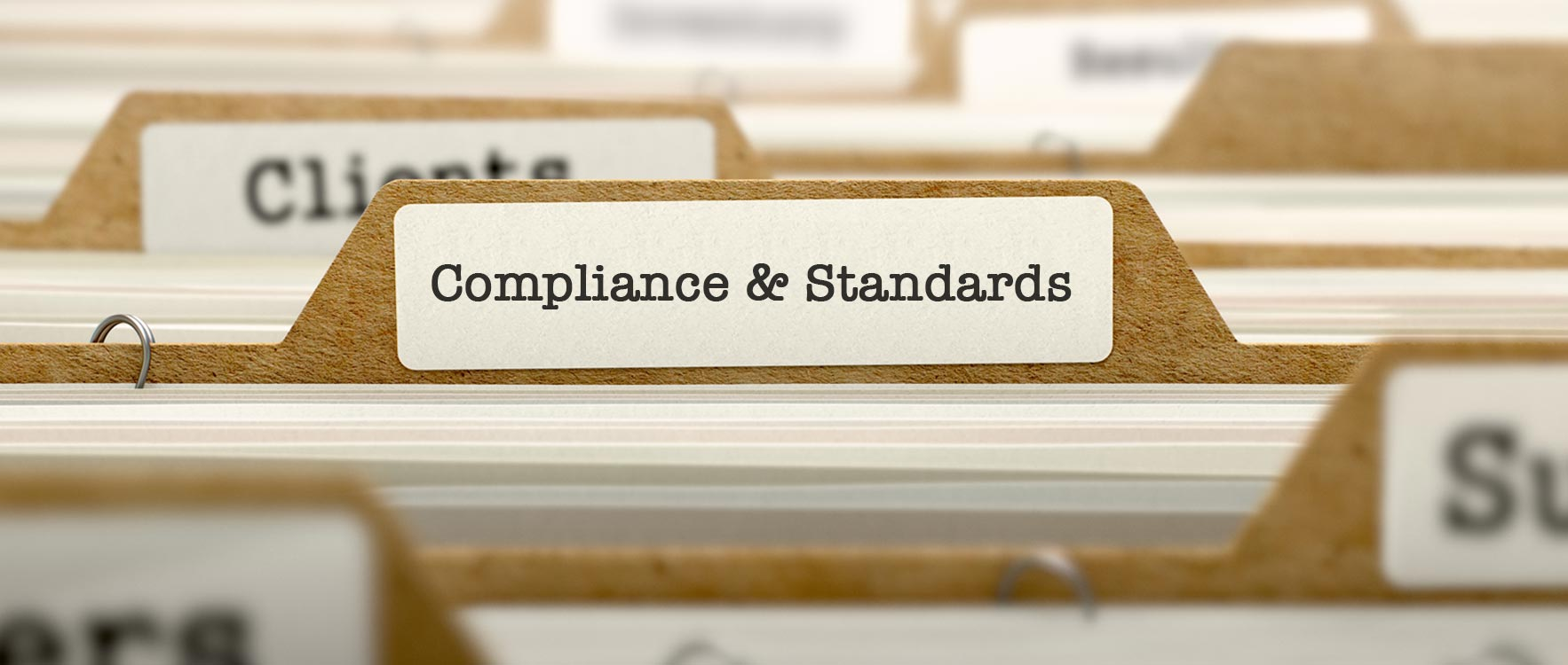 Compliance & Standards