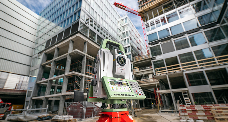 The new version of Leica Nova MS60, the world's first MultiStation, enables users to perform all surveying tasks with one instrument