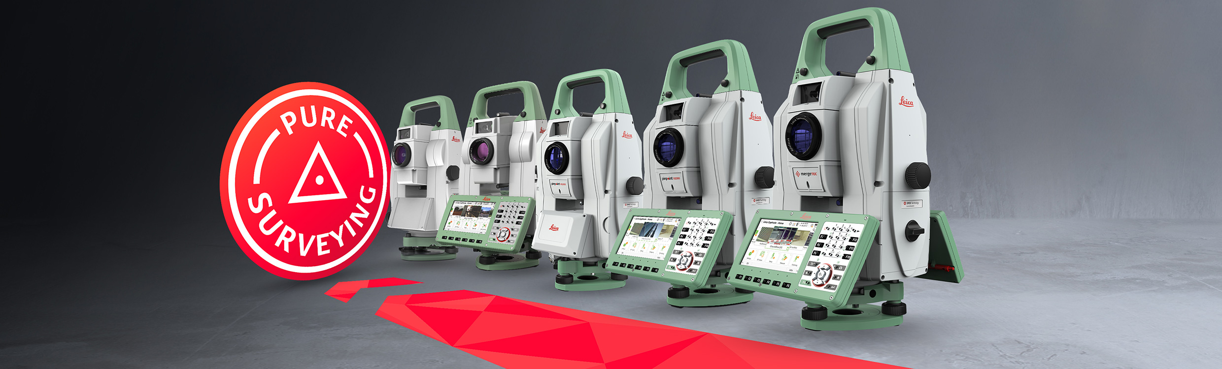 New automated total station portfolio