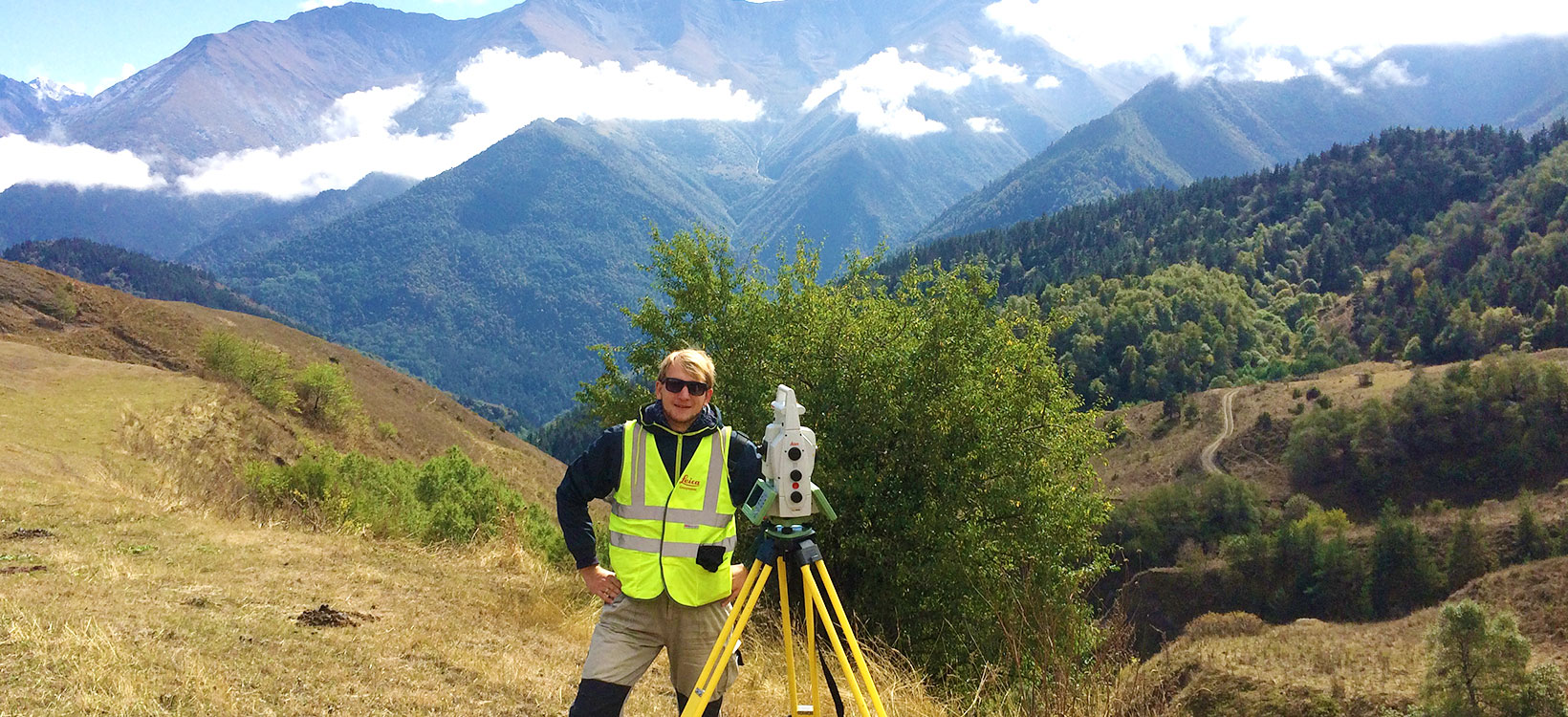 Laser scanning in archaeology