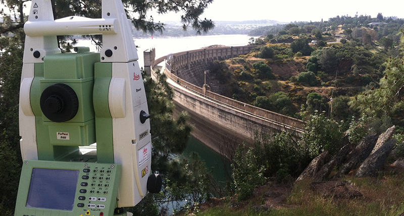 Designing a dam monitoring system