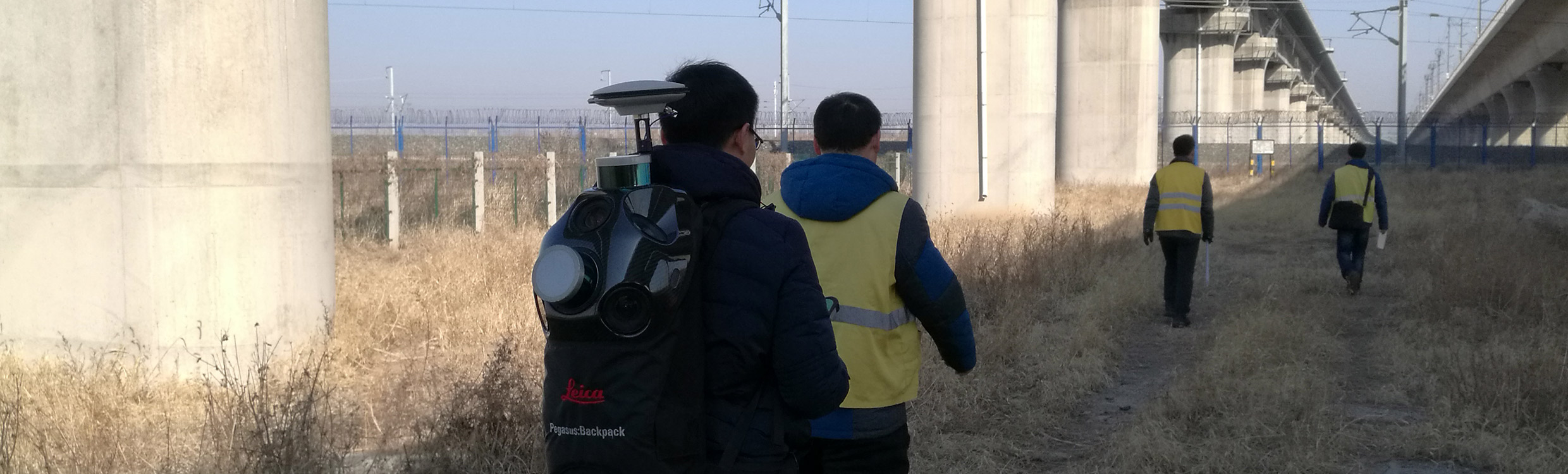 Capturing Chinese high-speed rails