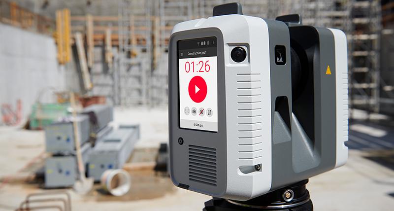 Leica RTC360 3D Laser Scanner | Leica Geosystems
