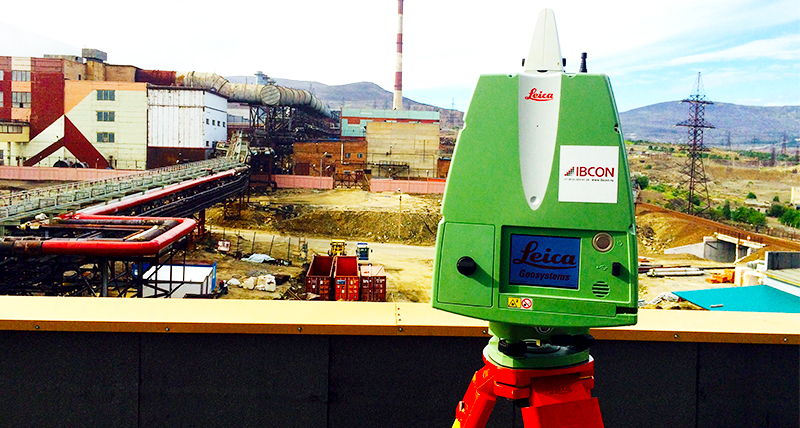 Bringing safety productivity with laser scanning