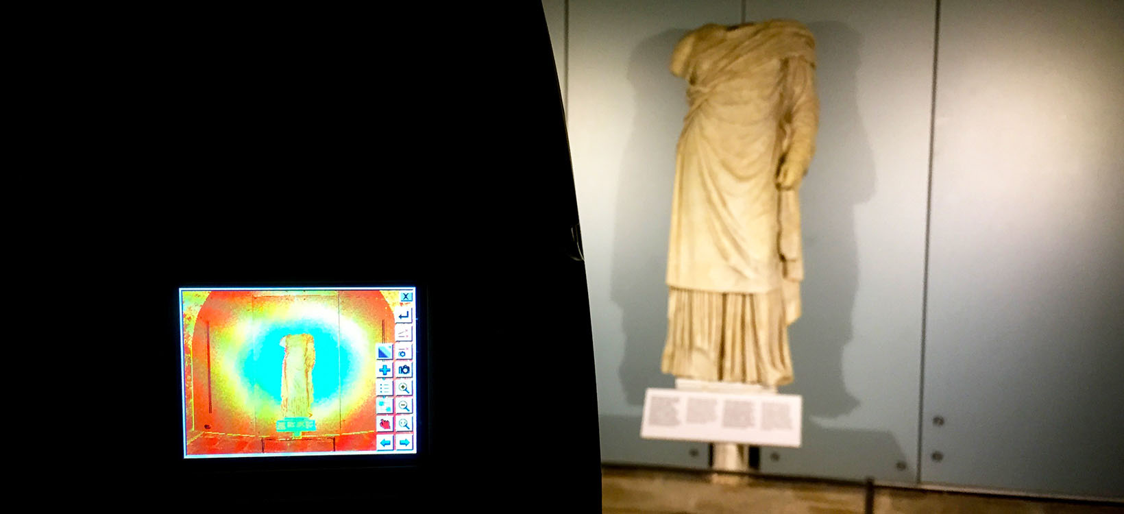 Unveiling the past with reality capture