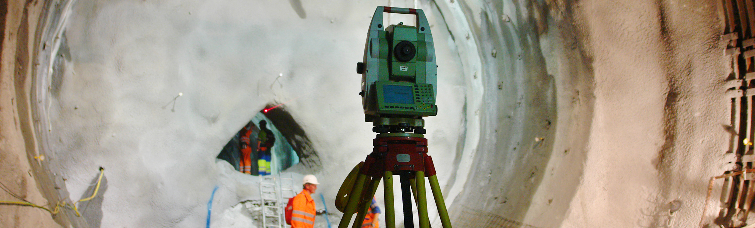Opening the world's longest, deepest rail tunnel with precise measurement