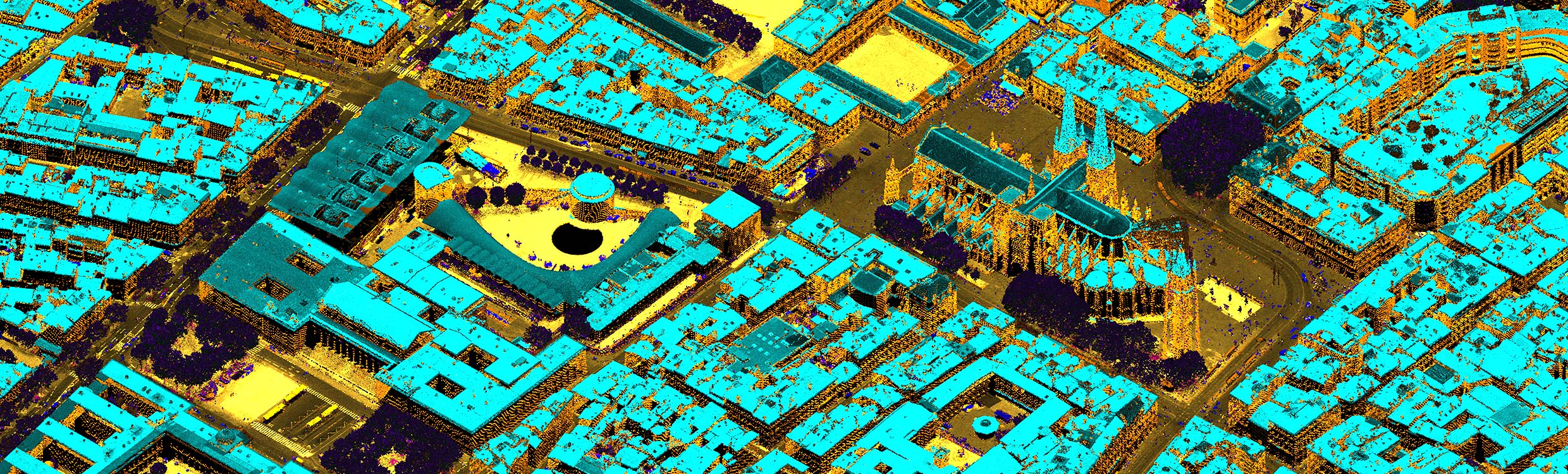 A new era of airborne city mapping | Leica Geosystems City Mapping on