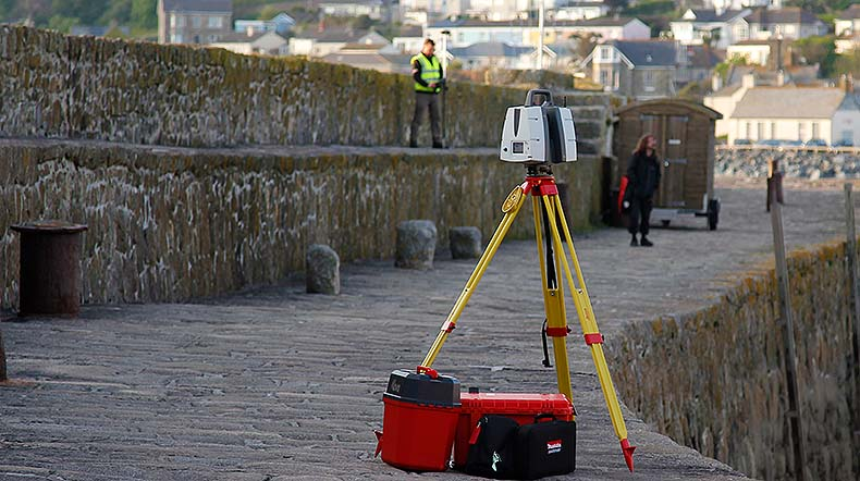 Leica MS60 Total Station
