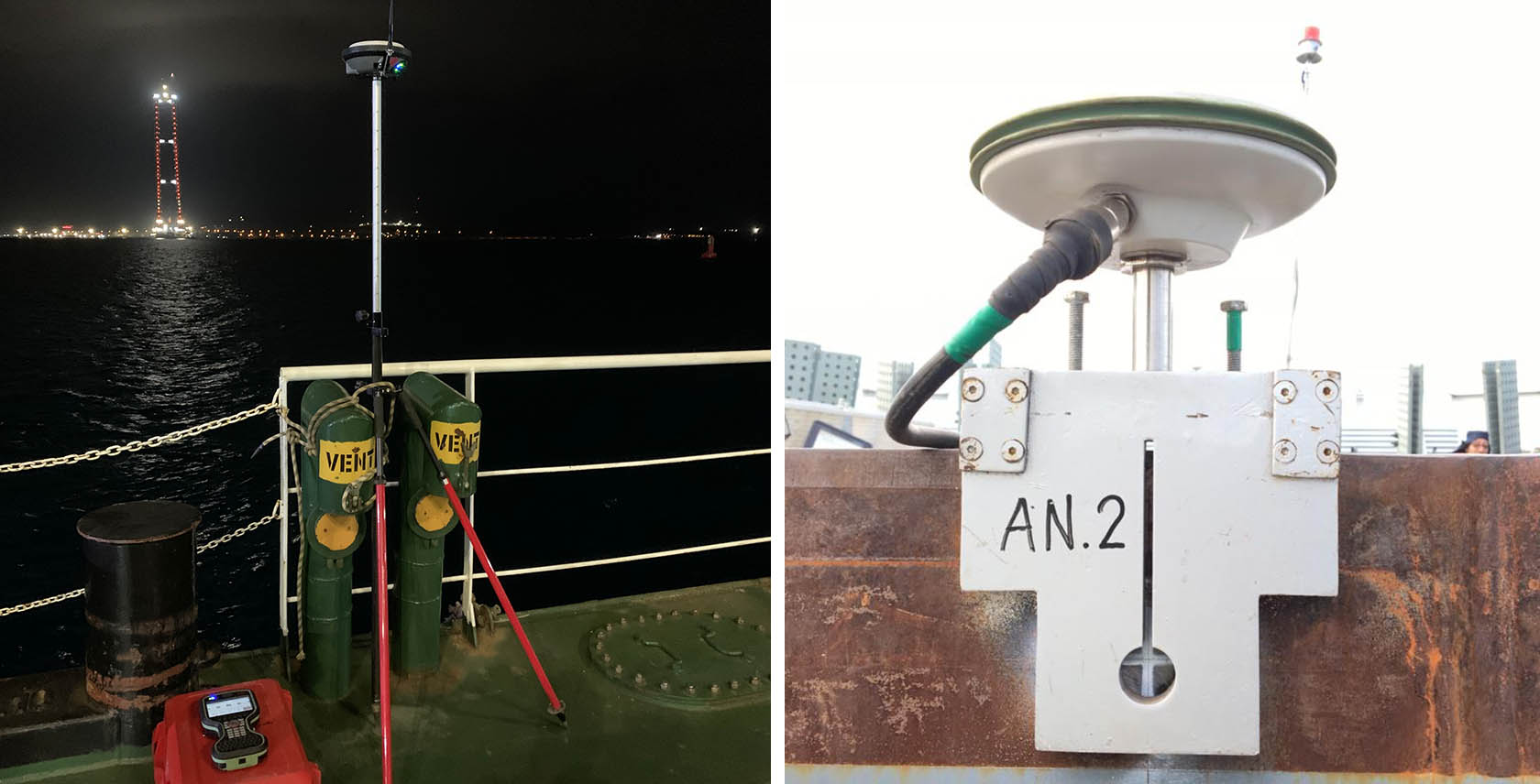 Canakkale Bridge Monitoring with Leica Geosystems monitoring equipment - 2