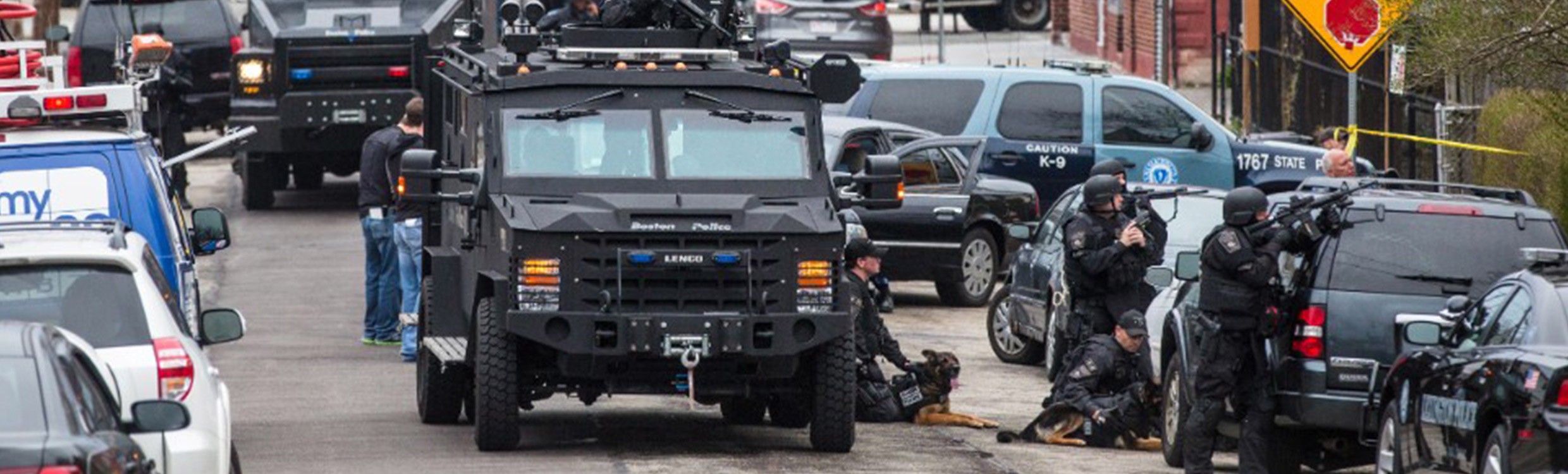 Two Domestic Terrorist Attacks Documented with Leica