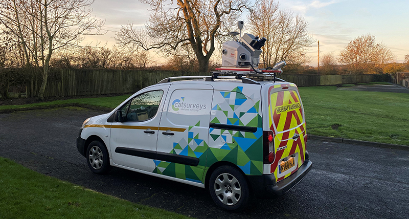 Catsurveys Telecoms Topological Surveying And Data Capture
