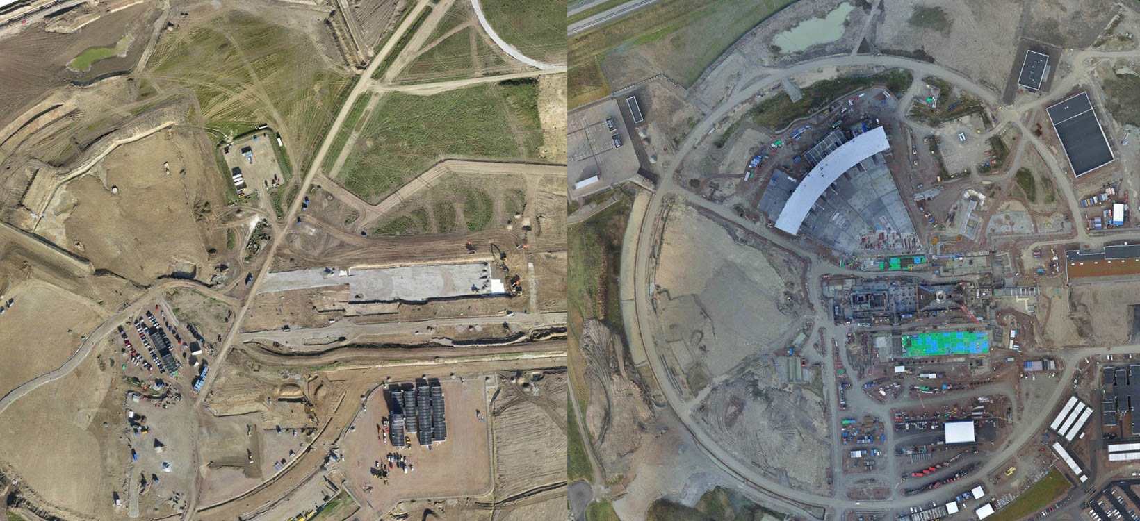 Digitising the construction site from the air | Leica Geosystems