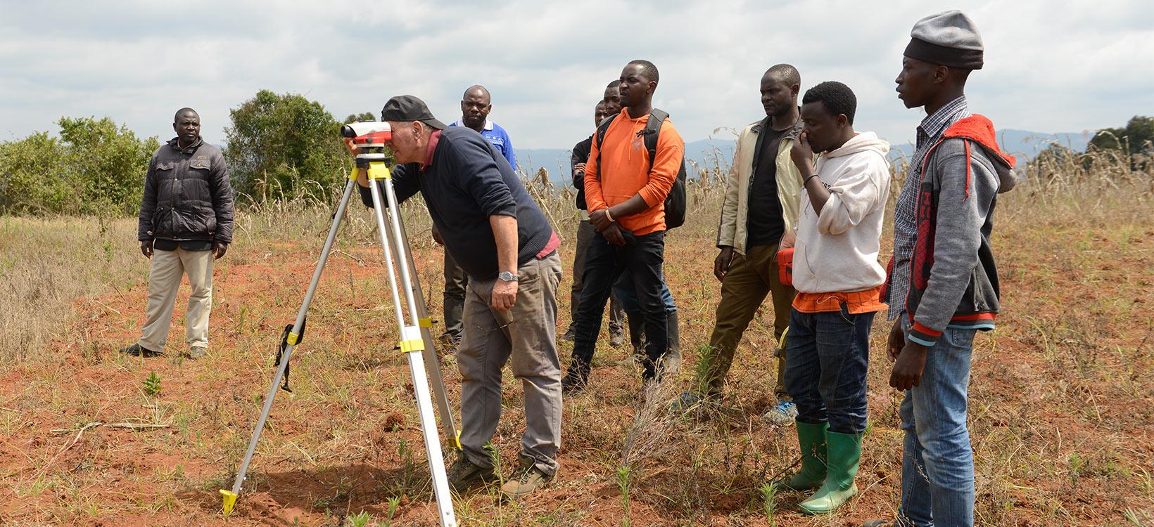 Construyendo un futuro mejor con tecnología de medición 3