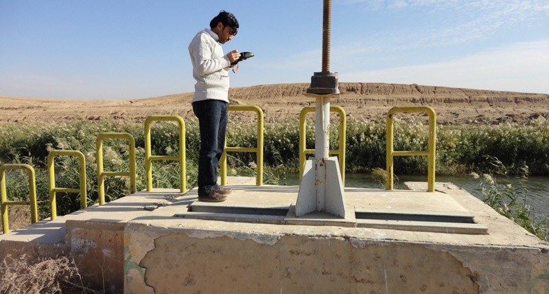 Efficiently managing irrigation networks