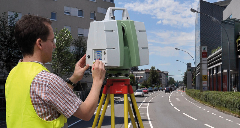 Renovating complex structures with 3D laser scanning