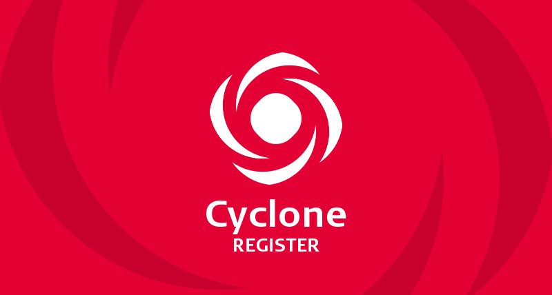 Cyclone Register