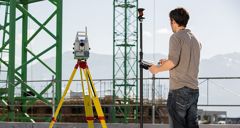 Leica captivate staking tasks