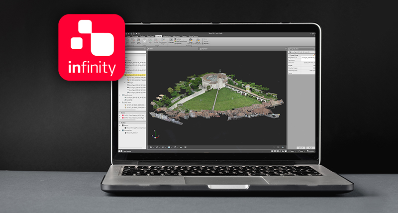 Leica Infinity Feature Coding