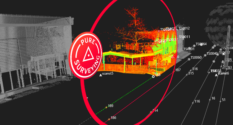 Leica infinity point cloud