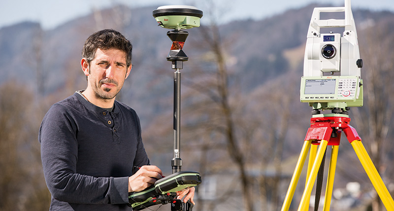 Improve your total station skills