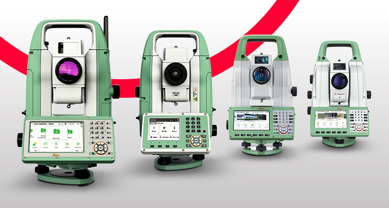 The best total station for every job