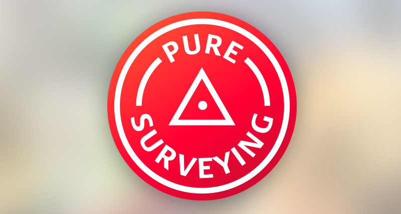Pure surveying home page
