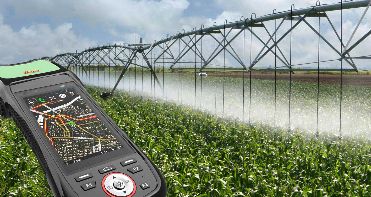 Solutions Leica Geosystems pour l'Agriculture - Optimisation de récoltes