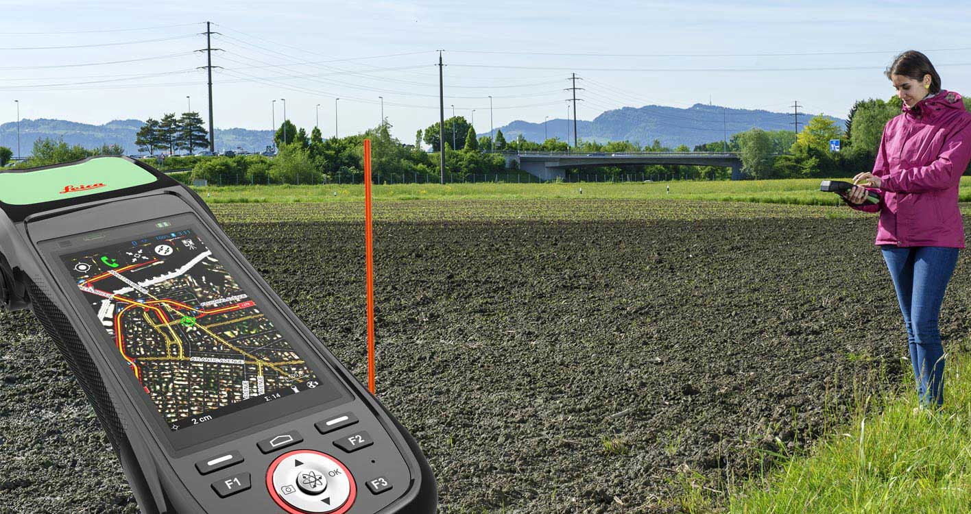 Leica Geosystems Agriculture Solutions - JRC Certified GNSS devices