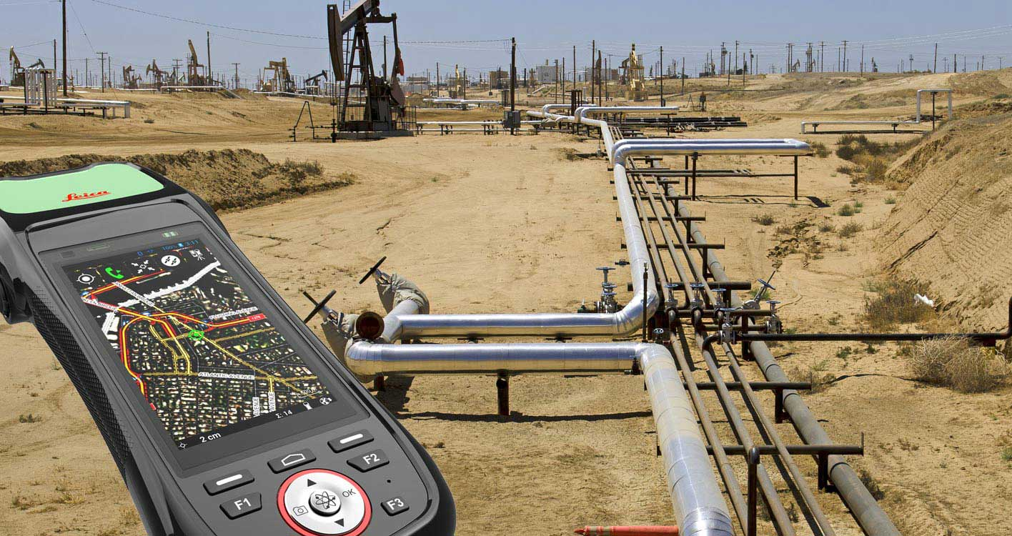 Leica Geosystems Natural Resources Solutions - Oil & Gas - Asset Management and Inspection