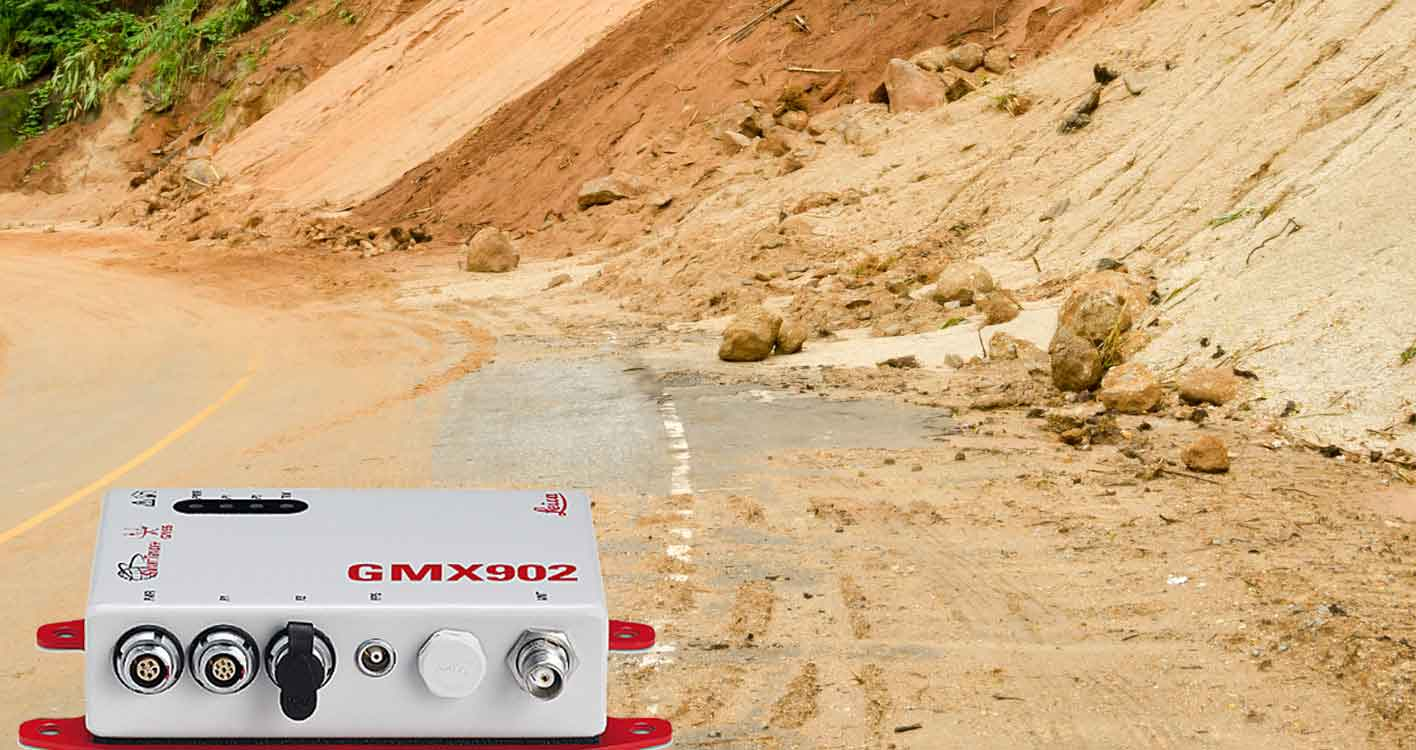Leica Geosystems Public Safety Solutions - Monitoring landslides