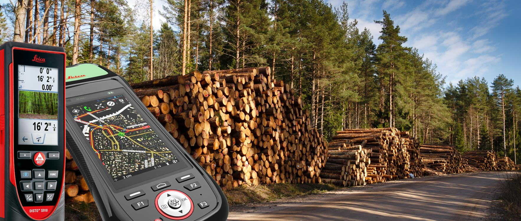 Leica Geosystems Forestry Solutions - Measure Existing Assets