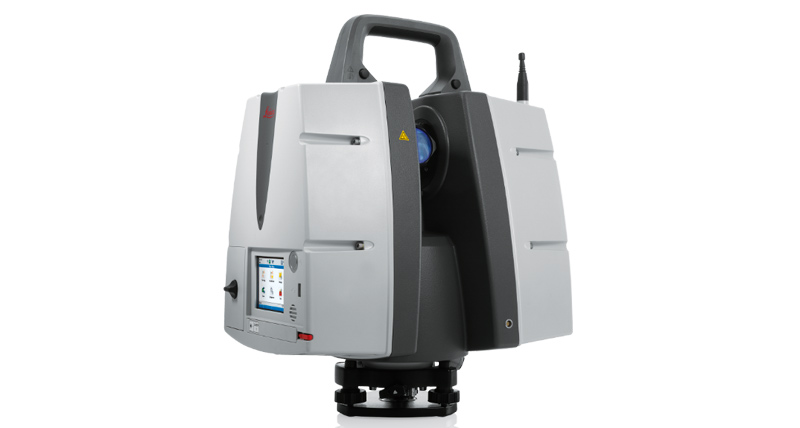 Leica ScanStation P50