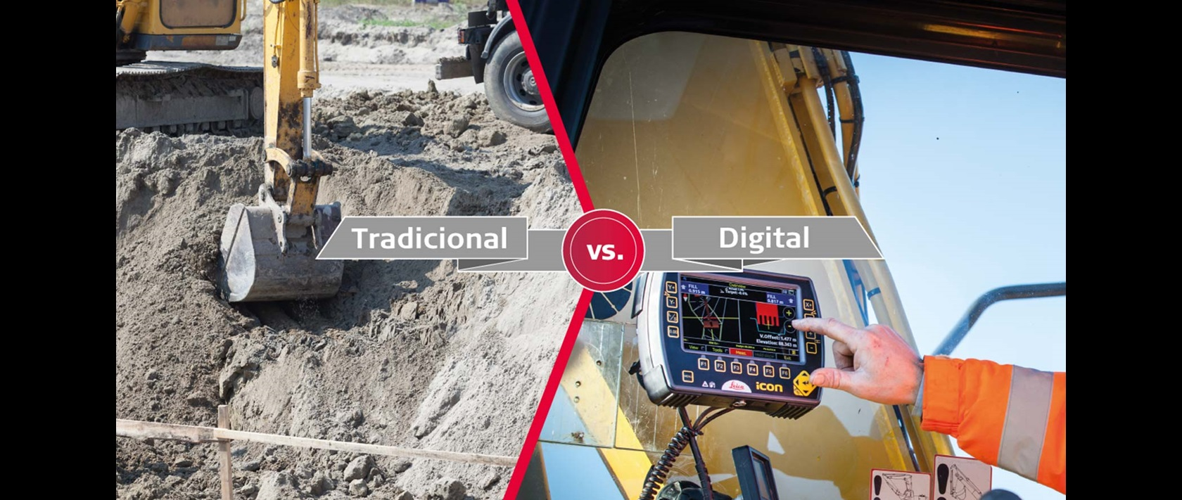 Digital Construction Traditional vs Digital