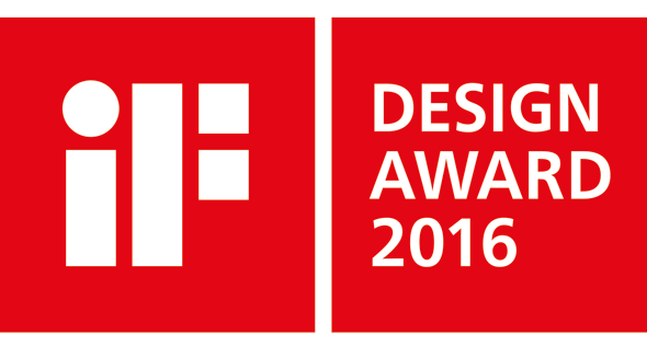 iF Design Award 2016 - Leica NA532