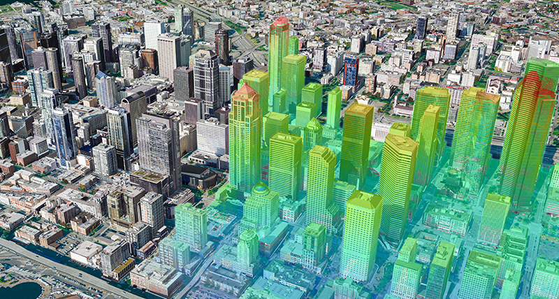 Leica RealCity Urban Mapping Airborne Solution