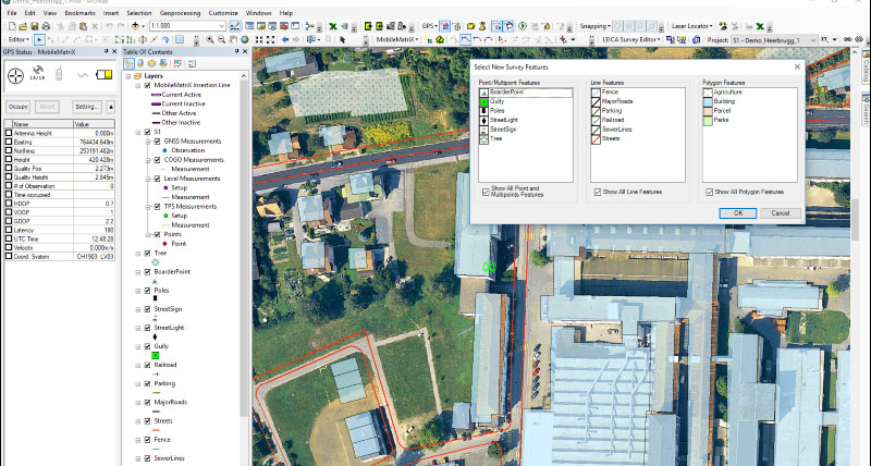 GIS Software | Leica Geosystems