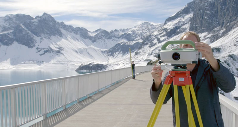 Leica Geosystems Digital Levels Video