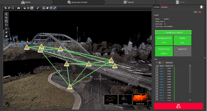 Leica Cyclone 3D Point Cloud Processing Software | Leica
