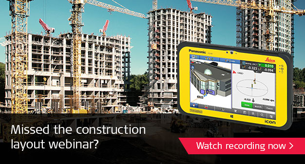 Leica iCON build webinar