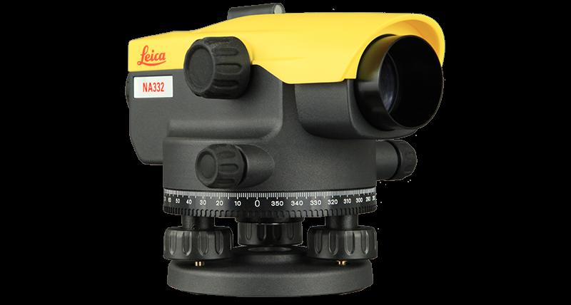 Leica NA300 Series automatic, optical levels