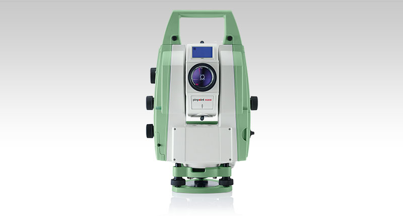 Leica Nova TM50 Monitoring Total Station