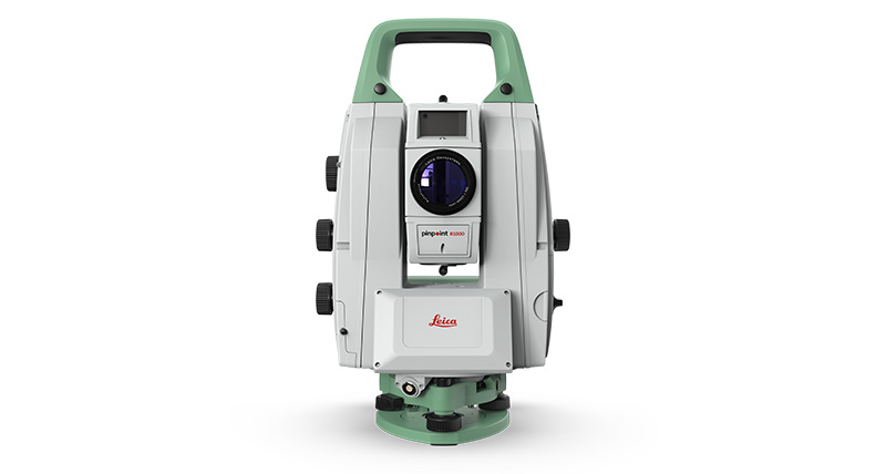 Leica Nova TM60 Robotic total station Thumbnail