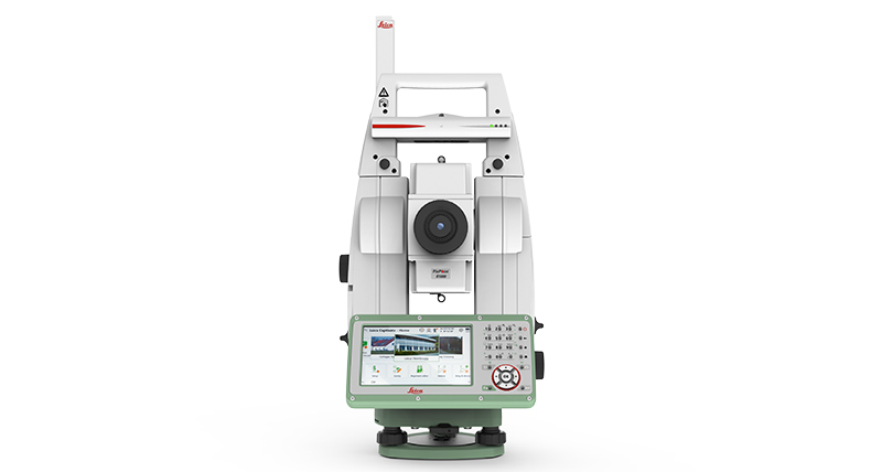 Leica TS13 totalstation