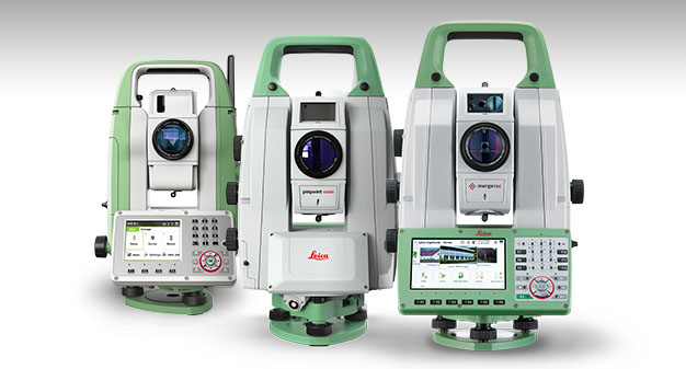 Leica Geosystems Total Station Comparison Chart